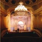 Théâtre Impérial. Copyright RMN