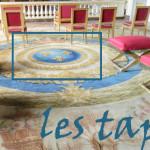 Les tapis. Copyright ACF