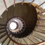 Escalier. Copyright ACF