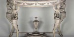 Console à sphinges. Copyright RMN-château de Fontainebleau