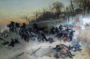Guerre 1870. Copyright ACF
