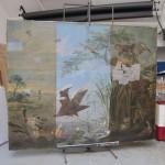 Restauration , atelier David Prot